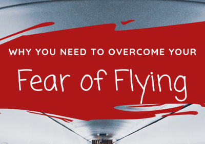 Why you Shouldn't be Afraid of Flying