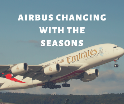 Airbus Changing With The Seasons