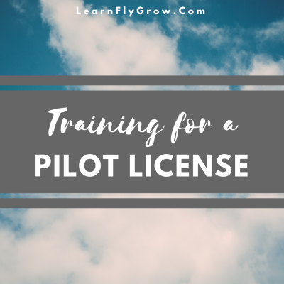 Training for a Pilot License